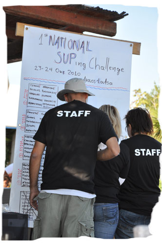 χορηγοί 1st SUP challenge