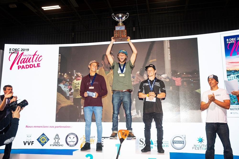 Ο Casper Steinfath Παγκόσμιος Πρωταθλητής