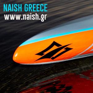 naish greece